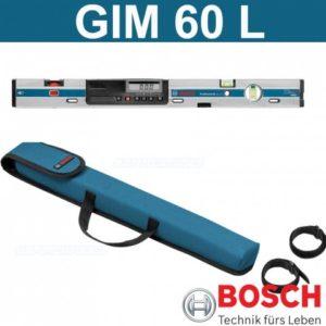 GIM 60L digitális lejtésmérő