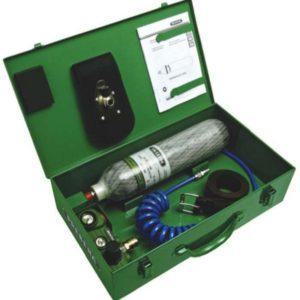 Druckluftmobilo-HD Mobil kompresszált levegőtartály