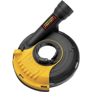DeWALT Felület csiszolásához használható burkolat -115mm/125mm-es