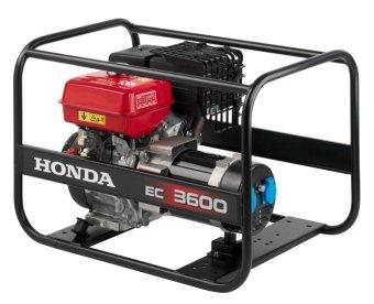 EC 3600 HONDA áramfejlesztő