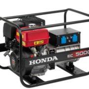 EC 5000 HONDA áramfejlesztő