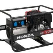ECT 7000 HONDA áramfejlesztő