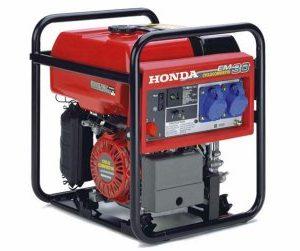 EM 30 HONDA áramfejlesztő
