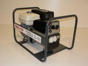 TRH 170 HONDA motoros hegesztő-áramfejlesztő