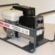 TRH 200 HONDA motoros hegesztő-áramfejlesztő